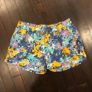 ⚡️4 for $30 - Floral Patagonia Outdoor Shorts